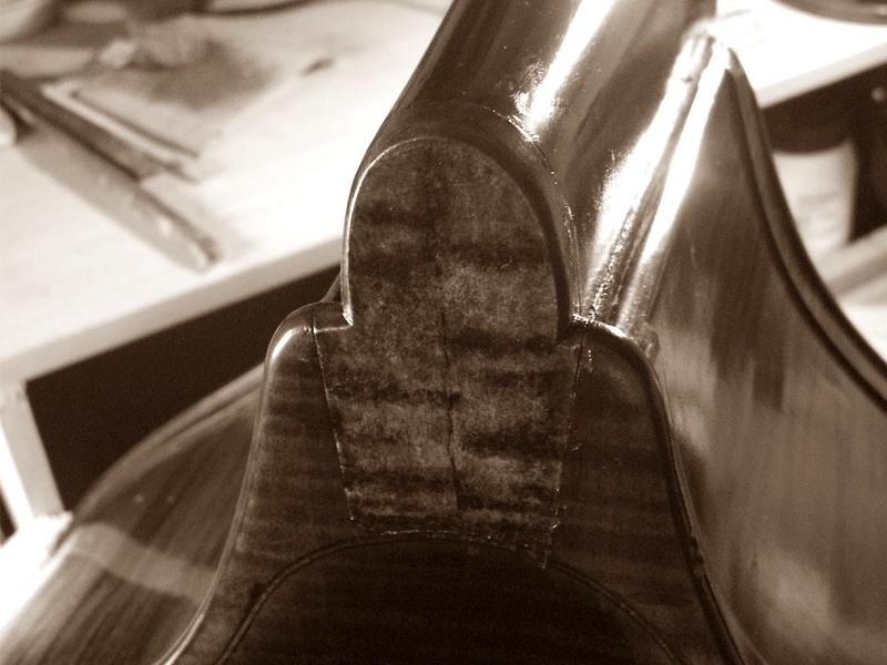 barnizado instrumento